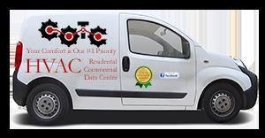 Creators of Total Comfort Service Van